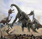 Phát hiện hóa thạch loài khủng long mới