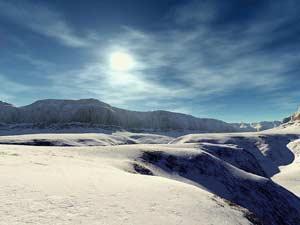Không khí tại Bắc Cực ô nhiễm đến mức nào???