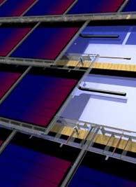 Mái ngói thu điện mặt trời