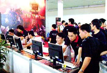 ISGAF chứng kiến những game VN đầu tiên ra mắt