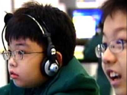 Singapore: chữa cận thị bằng rèn luyện trí não