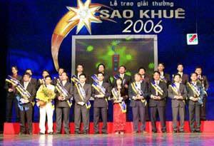Sao Khuê 2006: Gắn sao cho các sản phẩm phần mềm đoạt giải