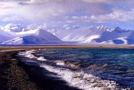 Hồ Namtso (Namu) - Hồ trên trời
