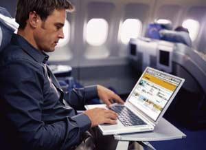 Cho phép các hãng hàng không thử nghiệm dịch vụ Internet
