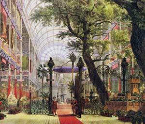 Cung điện Pha lê bao số cây lâu năm hiện có trong Công viên Hyde
