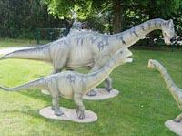 Phát hiện khủng long tí hon ở Đức