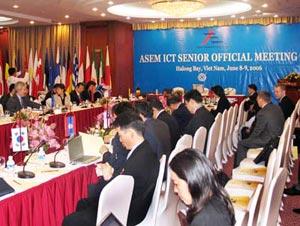 Việt Nam kết nối với Mạng Thông tin liên châu lục Á - Âu 2