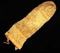 Bao cao su cổ xưa nhất thế giới