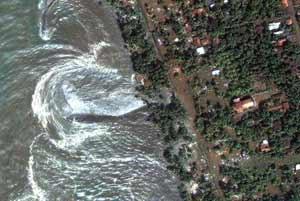 Biến đổi khí hậu làm gia tăng lốc xoáy ở Đại Tây Dương