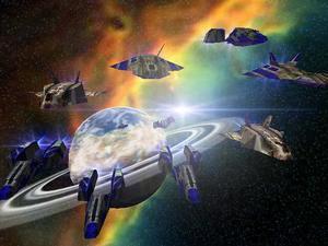 Vũ khí laser biến Star Wars thành hiện thực