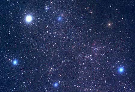 Chòm sao Ngự phu (Người đánh xe - Auriga)