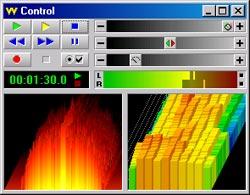 GoldWave 5.13: Thu âm, luyện giọng trên máy tính