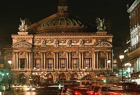 Nhà hát Opéra - Paris