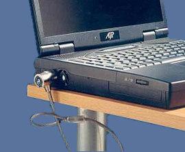 Thông tin mật dễ bị rò rỉ qua máy tính xách tay