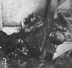 Robert Bailey bị chết cháy năm 1967 ở Lambeth
