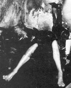 Helen Conway ở Pennsylvania bị chết cháy năm 1964.