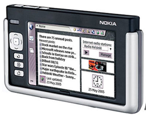 Nokia sắp tung ra minitablet có Webcam, WiMax