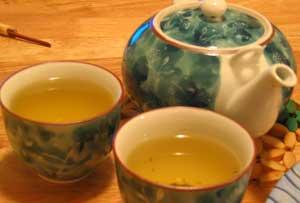 Chữa bệnh bằng trà