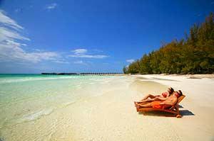"Đảo Bahama lớn - Nơi có ""Hồ lửa"""