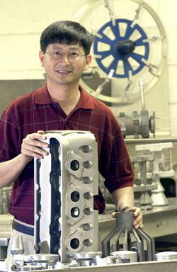 Jonathan Lee (Điền Lê), sinh năm 1959, nhà vật lý bán dẫn và kỹ sư vật liệu kết cấu