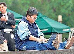 Đô thị Wi-Fi đầu tiên trên thế giới xuất hiện ở châu Á