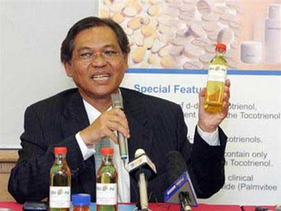 Malaysia sản xuất dầu diesel sinh học
