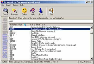 AcronymGeni - Tra từ điển những từ IT viết tắt