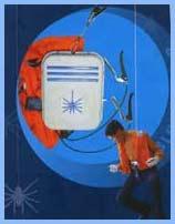 """Con nhện xanh"""" - thiết bị  thoát hiểm nhà cao tầng"""