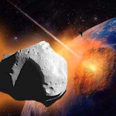Thiên thạch 2004 XP14 đã lướt gần Trái đất