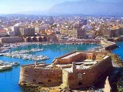 Hai thành phố bị chôn vùi dưới biển