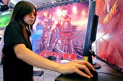 Trung Quốc lập kế hoạch phát triển game chuyên nghiệp