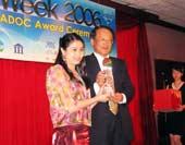 """ADOC Award 2006: Đoàn Việt Nam về """"tay không""""!"""