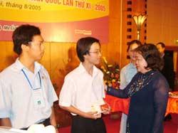 Khai mạc Hội thi tin học trẻ không chuyên Hà Nội