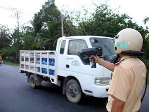 Việt Nam ra mắt hệ thống kiểm soát động phục vụ ATGT đường bộ