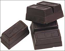 Chocolate không tan chảy
