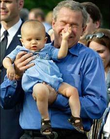 Bush phủ quyết dự luật về tế bào gốc