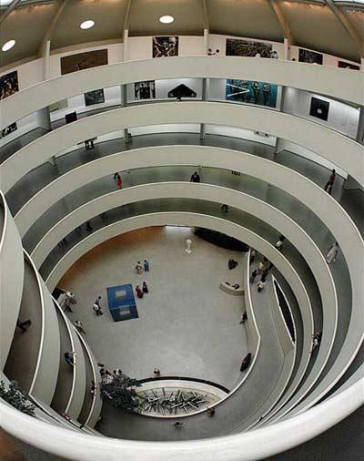 Bảo tàng viện Guggenheim - New York