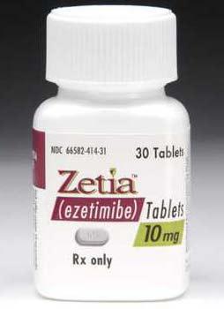 Thuốc hạ cholesterol huyết mới: Ezetimib