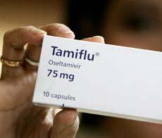 Trị bệnh cúm H5N1: Tăng liều Tamiflu