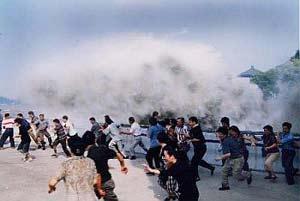 Trung Quốc phát triển hệ thống cảnh báo sóng thần mới