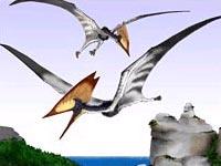 Thằn lằn bay dùng mào để hấp dẫn bạn tình