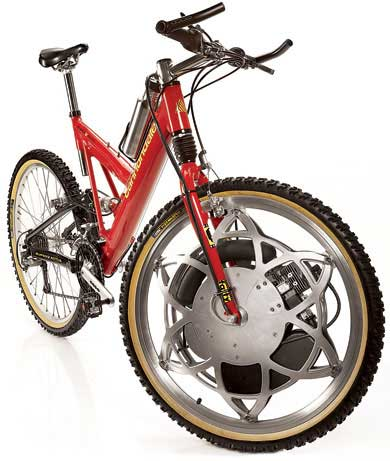 """Xe đạp máy """"siêu tiết kiệm"""""""