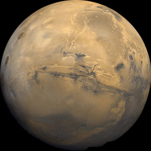 Bay lên Sao Hỏa ngay trên ... mặt đất