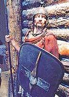 Đàn ông cổ đại cũng đỏm dáng