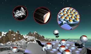 Những robot hình cầu bé xíu sẽ thám hiểm sao Hỏa