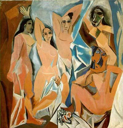Did Picasso draw Einstein's theory of relativity?