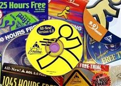 E-mail và phần mềm AOL đồng loạt... miễn phí