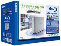 Logitech giới thiệu ổ ghi Blu-ray cho máy Mac