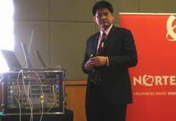 Nortel giới thiệu Giải pháp kết nối mạng an toàn