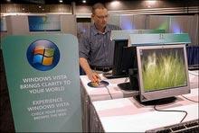 """Microsoft mời hacker """"dùng thử"""" Vista"""